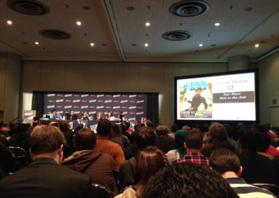 NYCC 2014: PART III